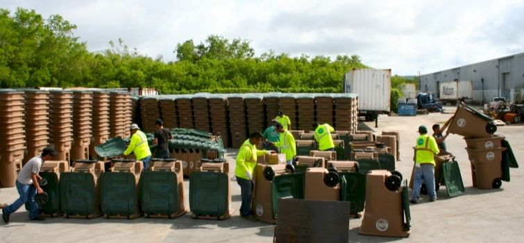 Curbside Recycling Roll Out